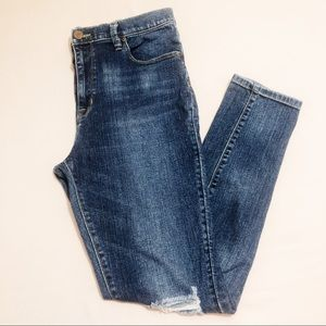 Urban Outfitters BDG Mid/High Rise Skinny Jeans